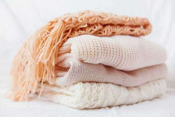 Dịch vụ giặt đồ len cashmere & len lông cừu
