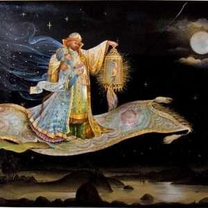 Hướng Dẫn Bạn Cách Vệ Sinh Tấm Thảm Ba Tư